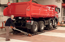 PowerAttack - 18ton Dumper on Transport Platform